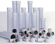 Трубы для водопровода,  отопления и канализации